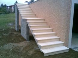 Fabricant escaliers pr fabriqu s ext rieurs int rieurs for Escalier prefabrique